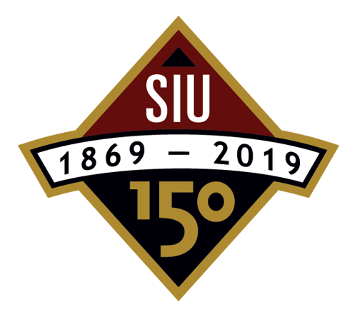 SIU 150th logo
