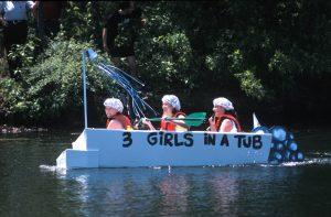 Great Cardboard Boat Regatta @ Campus Lake
